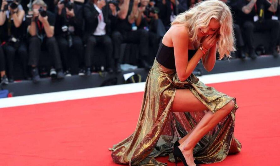 Mishaps That Happen to Celebrities on the Red Carpet