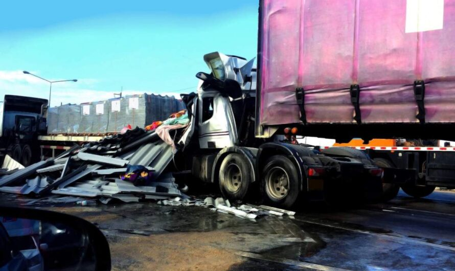 Truck Accident Lawyer Dallas
